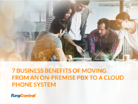 7 Business Benefits of Moving to a Cloud Phone System