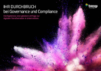 Ihr Durchbruch bei Governance und Compliance
