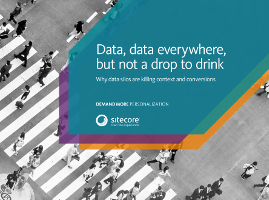 Data, Data Everywhere, But Not A Drop To Drink