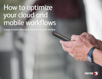 How to Optimise Your Cloud and Mobile Workflows