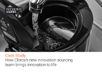 How Clorox's New Innovation Sourcing Team Brings Innovation to Life [Case Study]