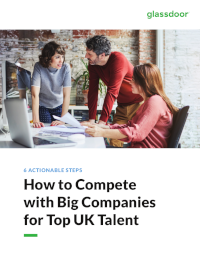 How to Compete with Big Companies for Top UK Talent