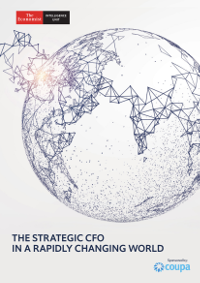 The Strategic CFO in a Rapidly Changing World