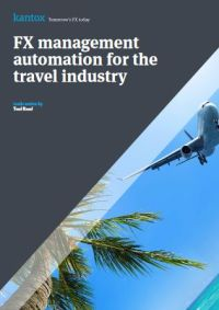 FX Management Automation for the Travel Industry