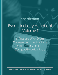 6 Reasons Why Event Management Technology Gives Your Venue a Competitive Advantage