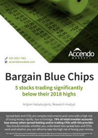 Bargain Blue Chips