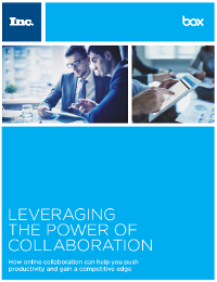Leveraging the Power of Collaboration