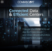 Connected and Efficient Data Centers