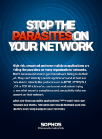 Stop Parasites on Your Network: Identify and block unwanted apps