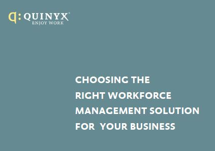 Choosing the Right Workforce Management Solution for Your Business