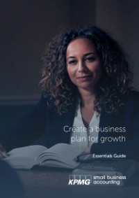 Create a Business Plan for Growth