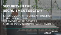 Beat the 4 Main Security Threats Recruitment Agencies Face