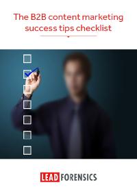 The B2B Content Marketing Success Checklist