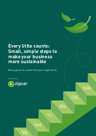 Every Little Counts Small, Simple Steps to Make Your Business More Sustainable