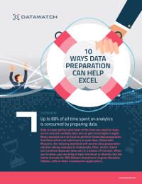 10 Even Better Ways of Preparing Data