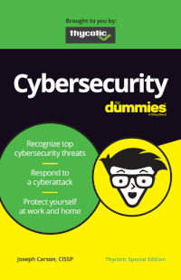 Cybersecurity For Dummies®