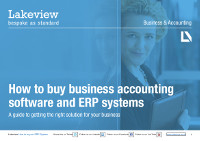 How to Buy Business Accounting Software and ERP Systems