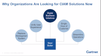 Top Trends in Customer Identity and Access Management (CIAM) with Gartner analyst Mary Ruddy