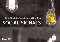 The Sales Leader's Guide to: Social Signals