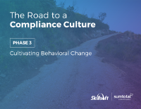 Cultivating Behavioural Change: The Road to a Compliance Culture