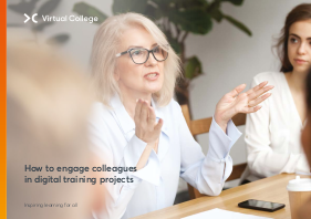 How to Engage Colleagues in Digital Training Projects