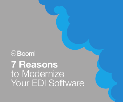 7 Reasons to Modernise Your EDI Software
