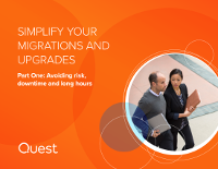 Simplify Migrations and Upgrades: Avoiding risk, downtime and long hours