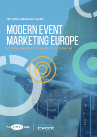 The CMO Club Solution Guide: Modern Event Marketing in Europe