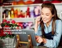 Engagieren Sie sich mit Ihren Kunden in einer Ära, die weitreichend vernetzt ist