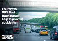 4 Ways GPS Fleet Tracking Can Help to Prevent Accidents