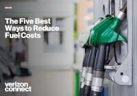 Five Best Ways to Reduce Fuel Costs