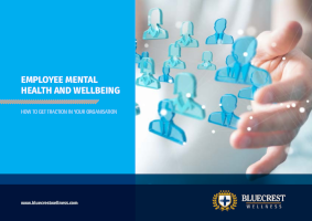 Employee Mental Health and Wellbeing