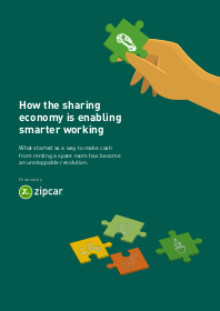 How the Sharing Economy Is Enabling Smarter Working