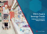FMCG Food & Beverage Trends