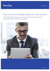 Eine neue Ära für digitale Signaturen in Deutschland