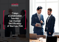 7 Ways a Collaboration Solution Can Improve Efficiency