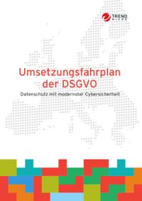 Umsetzungsfahrplan der DSGVO