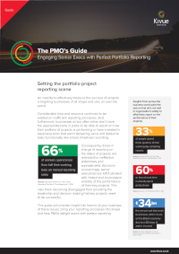 The PMO's Guide: Engaging Senior Execs with Perfect Portfolio Reporting