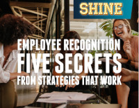 Employee Recognition: Five Secrets from Strategies that Work