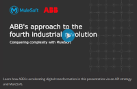 ABB's approach to the fourth industrial revolution