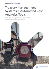 Treasury Management Systems & Automated Cash Analytics Tools