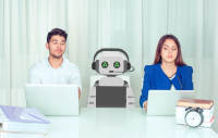 The Human Impact of Bots at Work