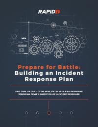Prepare for Battle: Building an Incident Response Plan