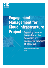 Engagement Management for Cloud Infrastructure Projects