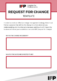 Request for Change [Template]
