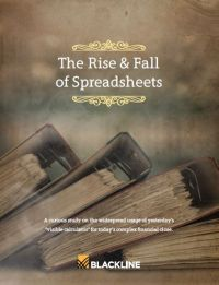 The Rise and Fall of Spreadsheets