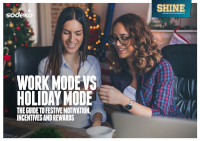 Work Mode vs Holiday Mode: The Guide to Festive Motivation, Incentives and Rewards
