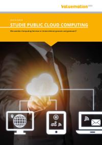 Studie Public Cloud Computing