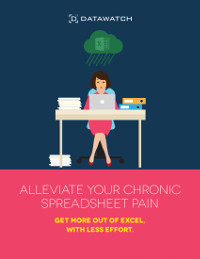 Get More Out of Excel, with Less Effort
