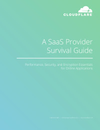 A SaaS Provider Survival Guide
